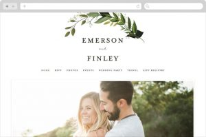 Learn How to Make a Website for Your Wedding