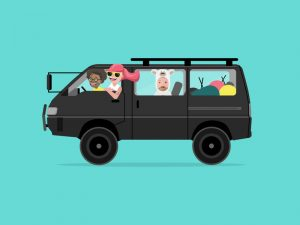 10 Questions to Ask When Hiring a Party Bus